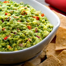 Runnin' Rebels Ranch Guacamole