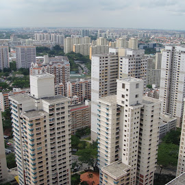 High Rise Buildings by Koh Chip Whye - Buildings & Architecture Other Exteriors (  )