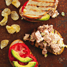 Grilled Tuna Sandwiches Recipe