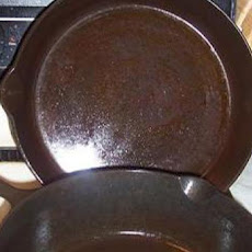 Cast Iron Cleaning