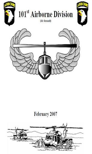 Air Assault Handbook App