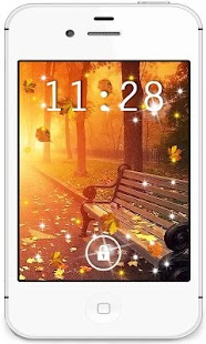 Magic of Autumn live wallpaper - screenshot