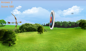 Screenshot of Moving Archery Free