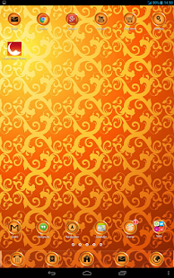 Turkey Theme - screenshot