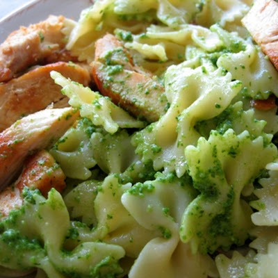 Pesto Pasta & Chicken