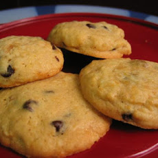 All Grown-Up Chewy Chocolate Chip Cookies