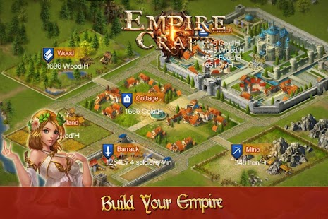Empire Craft - screenshot