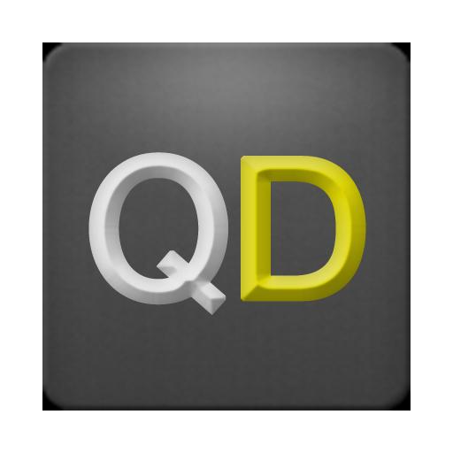 QuickDesk BETA LOGO-APP點子