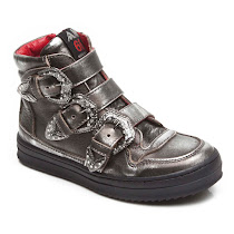 AM66 Triple Buckle Strap Boot TRAINER