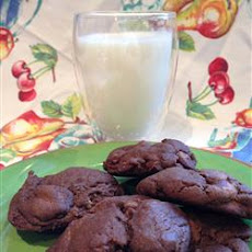 Chili Chocolate Cookies