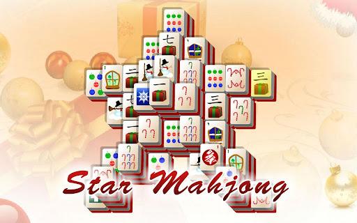 Christmas Mahjong - screenshot