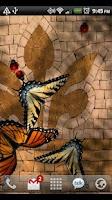 Screenshot of Friendly Bugs Free L.Wallpaper