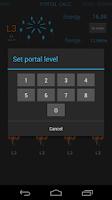 Screenshot of Ingress portals