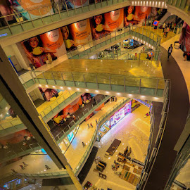 THE ULTIMATE  by Michael Rey - Buildings & Architecture Other Interior ( interior design, shopping malls, malaysia, architecture, shopping, kuala lumpur )