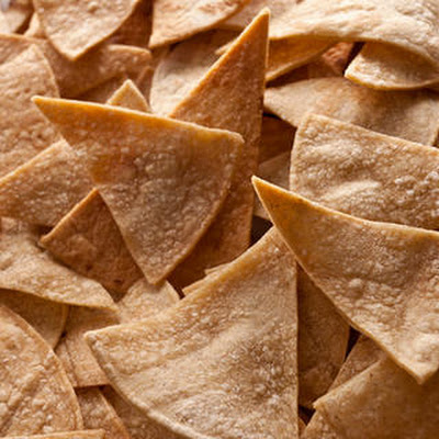Baked Tortilla Chips