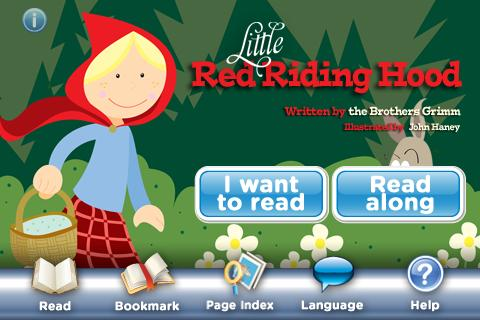 Little Red Riding Hood SChimes
