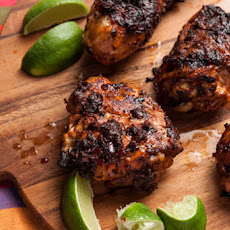 Adobo-Marinated BBQ Chicken Recipe