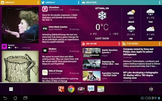 Screenshot of Chameleon Launcher