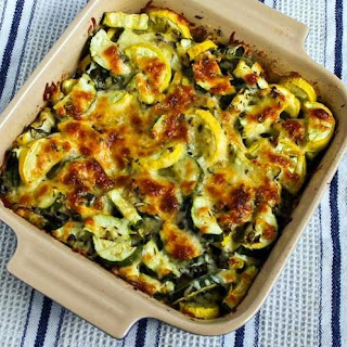 Easy Zucchini Casserole For Weight Loss And Healthy Living
