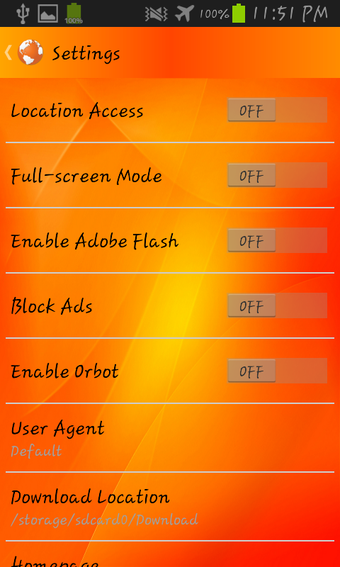 Montego Browser Plus Screenshot 3