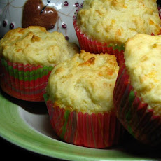 Em's Cheese & Buttermilk Muffins