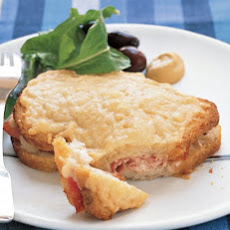 Baked Ham and Cheese