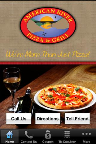 American River Pizza Grill