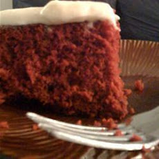 Julie's Red Velvet Cake