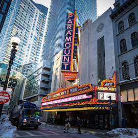 Paramount Theatre - Boston by Michael Last - Buildings & Architecture Other Exteriors
