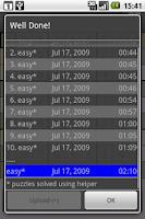 Screenshot of Sudoku Premium