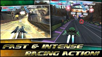 Screenshot of FLASHOUT 3D