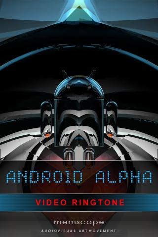 Video Ringtone ANDROID ALPHA