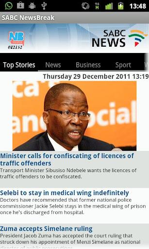 SABC NewsBreak