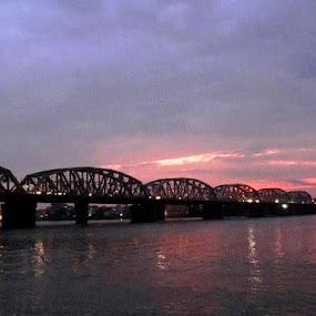 The Bridge by Sandip Roy - Buildings & Architecture Bridges & Suspended Structures ( Urban, City, Lifestyle )