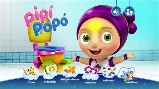 Pipi Popo Lite de Jeje Kids - screenshot