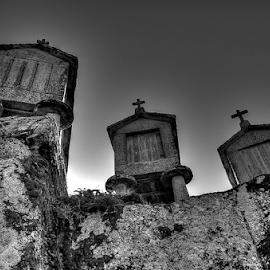 Espigueiros - Soajo by Carlos Pereira - Buildings & Architecture Other Exteriors