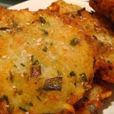 Cauliflower-Potato Latkes