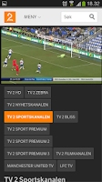 Screenshot of TV 2 Sumo