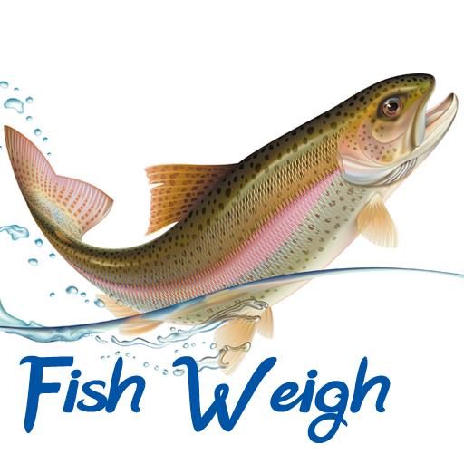 FishWeigh 運動 App LOGO-硬是要APP