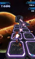 Screenshot of X-Runner
