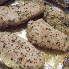 Orange Baked Chicken Breasts