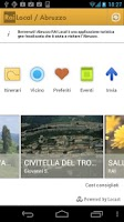 Screenshot of Abruzzo Rai Local