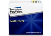 extended wear multifocal contact lenses
