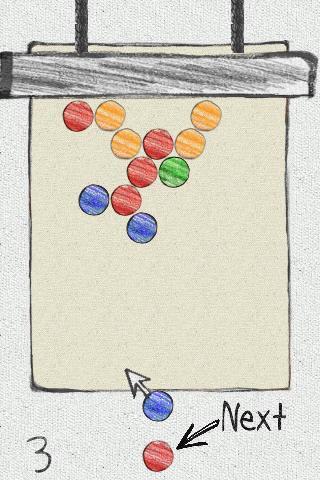 玩休閒App|涂鸦泡泡进阶版免費|APP試玩