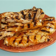 Texas Hickory BBQ Chicken