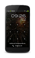 Screenshot of Fireworks Video Wallpaper Free