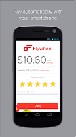 Screenshot of Flywheel - The Taxi App
