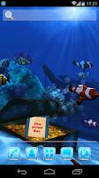 Screenshot of UR 3D Ocean Dolphin Shark HD