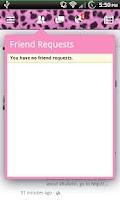 Screenshot of Pink Cheetah 2.0 for Facebook