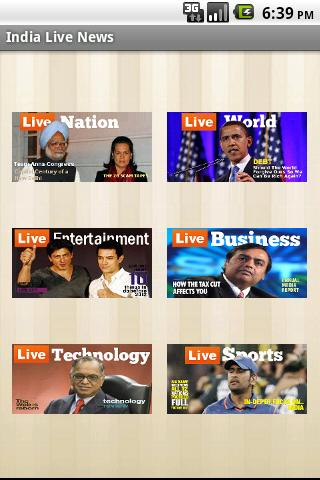 India Live News Lite